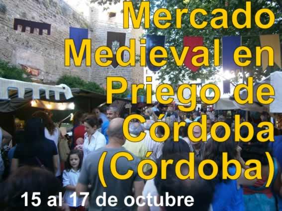 mercao medieval en priego de cordoba