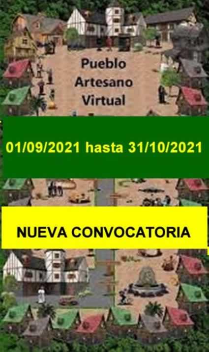 Feria Virtual de Artesania de Autor® «El pueblo artesano virtual»