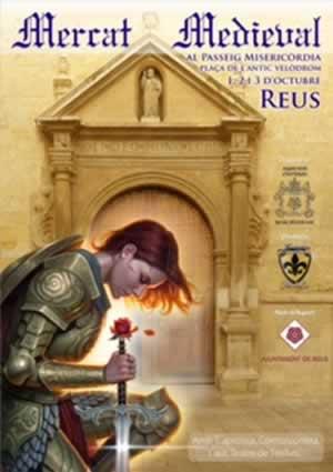 Mercat medieval en Reus