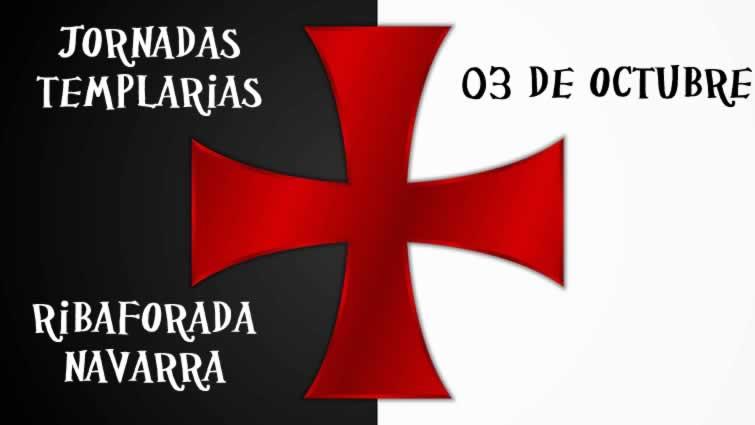 jornada templaria en Ribaflorada, Navarra