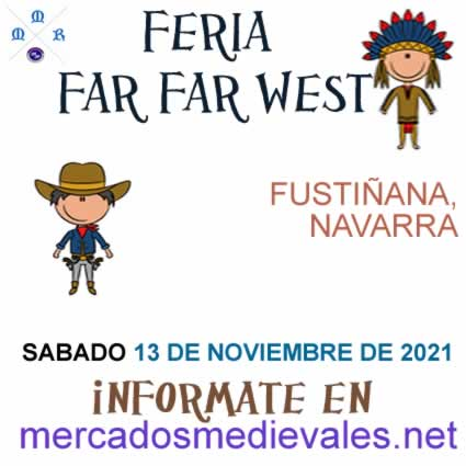MERCADO FAR FAR WEST EN FUSTIÑANA