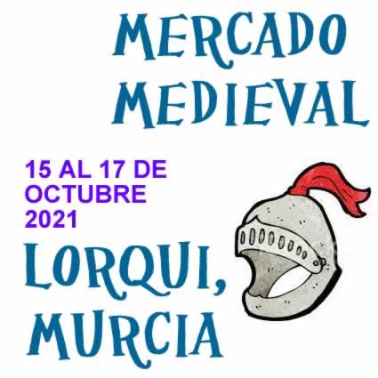 Mercado medieval en Lorqui, Murcia
