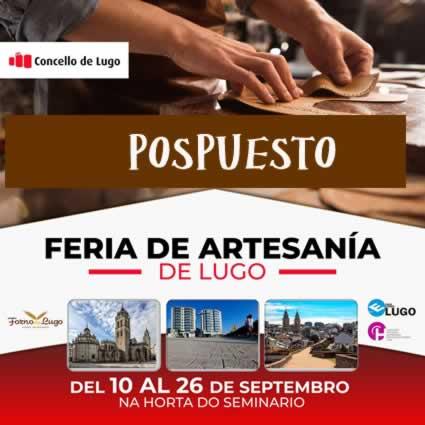 Feria de artesania de Lugo