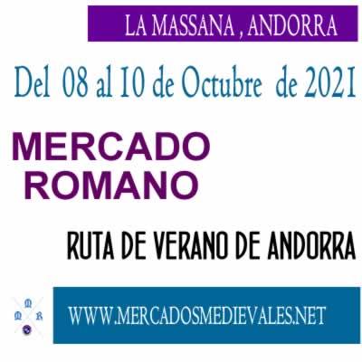 Mercado romano en La Massana
