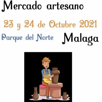 [23 y 24 de Octubre 2021] Mercado artesano en Malaga