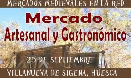 Mercado artesanal y gastronomico