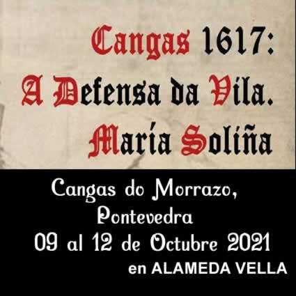 VI Defensa da Vila Cangas en Cangas do Morrazo