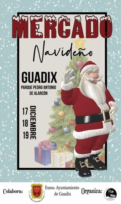 [17 al 19 de Diciembre 2021] Mercado de navidad en Guadix, Granada
