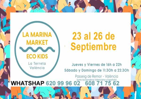 Market la Marina de Valencia