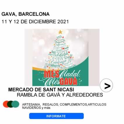 MERCADO DE SANT NICASI en Gava