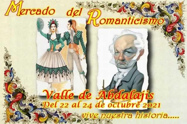 MERCADO DEL ROMANTICISMO Valle de Abdalajís
