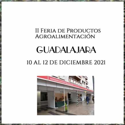 II Feria de Productos Agroalimentación